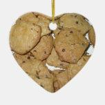 Ornamento de las galletas de harina de avena del ornatos