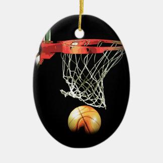 Ornamento de las ilustraciones del baloncesto adorno para reyes