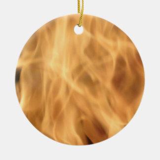 Ornamento de las llamas ornatos