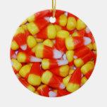 Ornamento de las pastillas de caramelo ornato