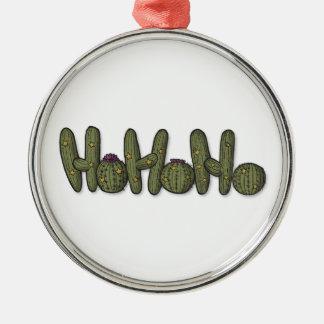 Ornamento de los cactus de navidad adornos de navidad
