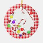 Ornamento de los Sugarplums Ornamento Para Reyes Magos