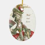 Ornamento de Marie Antonieta Ornamento Para Arbol De Navidad