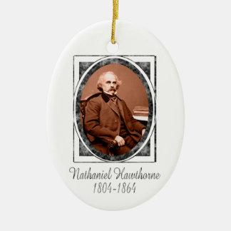 Ornamento de Nathaniel Hawthorne Adorno