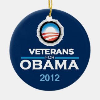 Ornamento de Obama 2012 Ornamente De Reyes