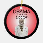 Ornamento de ObamaCare Adornos
