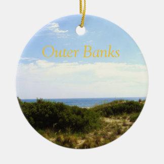 Ornamento de Outer Banks Ornamentos De Reyes