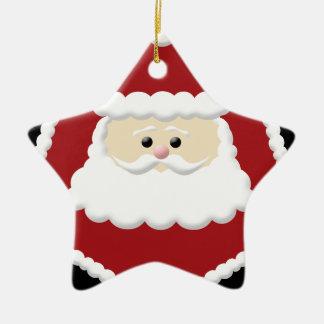 Ornamento de Papá Noel