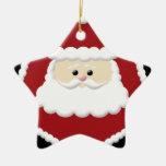 Ornamento de Papá Noel Ornamento De Reyes Magos