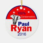 Ornamento de Paul Ryan 2016 Adorno De Reyes