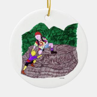 """Ornamento de """"poco Bro"""" Ornamentos De Navidad"""