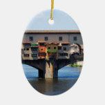 Ornamento de Ponte Vecchio Ornamentos De Reyes Magos