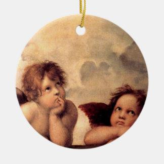 Ornamento de Putti de Raphael Adornos