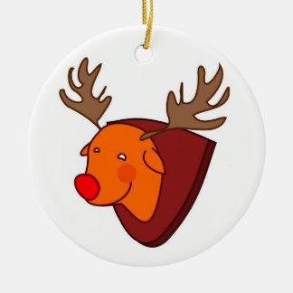 Ornamento de Rudolph Ornamento De Navidad