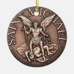 Ornamento de San Miguel Ornamentos De Reyes Magos