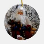 Ornamento de Santa Adorno Para Reyes