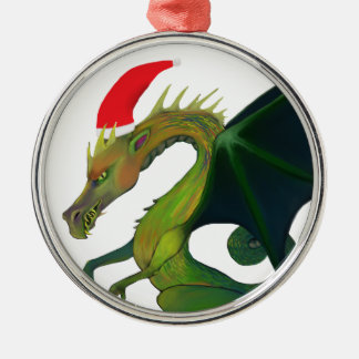 Ornamento de Santa del dragón Ornamento Para Reyes Magos