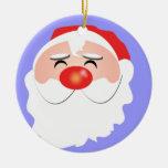 Ornamento de Santa Ornamentos De Reyes Magos