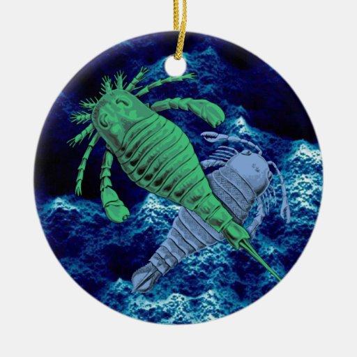 Ornamento de Scropions del mar Ornamentos De Navidad