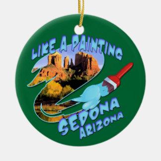 Ornamento de Sedona Arizona Ornaments Para Arbol De Navidad