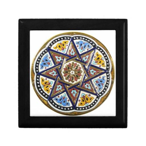 Ornamento de Sevilla Cajas De Recuerdo