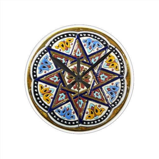 Ornamento de Sevilla Reloj