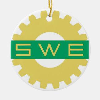 Ornamento de SWE (sociedad de los ingenieros de la Ornamente De Reyes