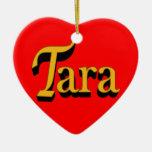 Ornamento de Tara Ornato
