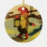 Ornamento de Tomten Ornamento Para Arbol De Navidad