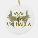 Ornamento de Valhalla Ornamentos De Navidad
