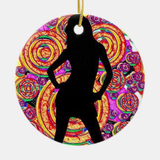 Ornamento de Woman5 FreshRinse Ornamente De Reyes