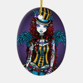 Ornamento del acto secundario del tatuaje del circ ornamento para reyes magos