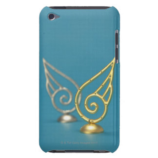 Ornamento del ala del ángel carcasa para iPod