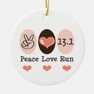 Ornamento del amor 13,1 de la paz ornatos