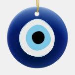 Ornamento del amuleto del mal de ojo adorno para reyes
