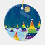 Ornamento del árbol adorno de navidad