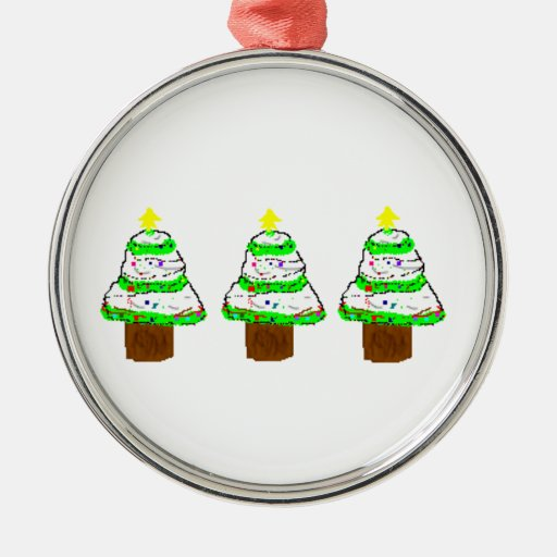 Ornamento del árbol de navidad de 3 RPGFACTS Ornato