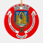 Ornamento del árbol de navidad de Porto* Ornamento Para Reyes Magos