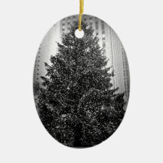 Ornamento del árbol de navidad de Rockefeller Adorno De Reyes