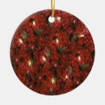 Ornamento del árbol de navidad del arándano ornamento para arbol de navidad