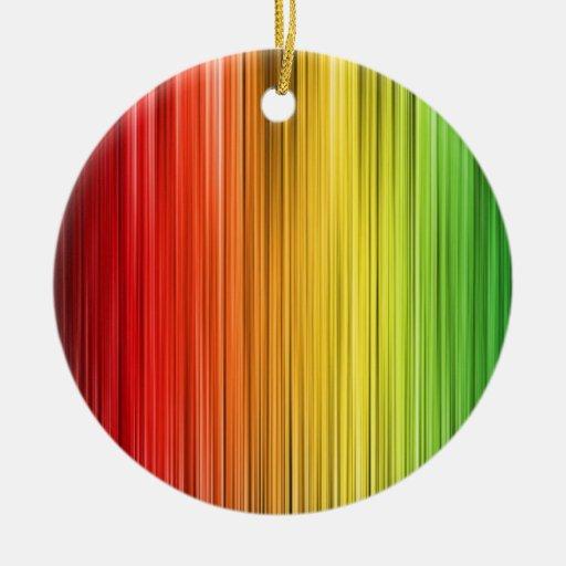 Ornamento del árbol de navidad del texto del adorno