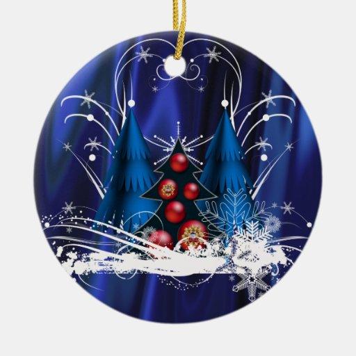 Ornamento del árbol de navidad ornamentos de reyes