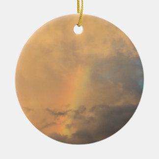Ornamento del arco iris ornamento de reyes magos
