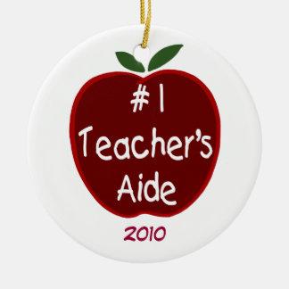 Ornamento del asistente del profesor #1 adorno