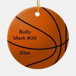 Ornamento del baloncesto adorno de reyes