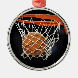 Ornamento del baloncesto ornamento de navidad