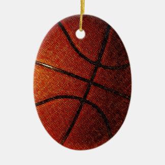 Ornamento del baloncesto adorno