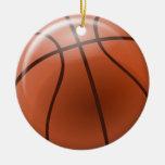 Ornamento del baloncesto ornamentos para reyes magos