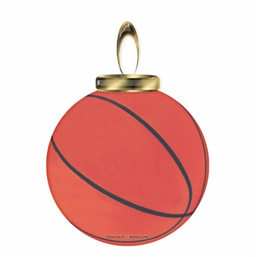 Ornamento del baloncesto escultura fotografica