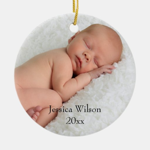 Ornamento del bebé adorno para reyes